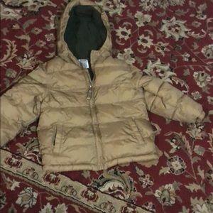 Boys size XS (3-4T) Gymboree Puffer Jacket
